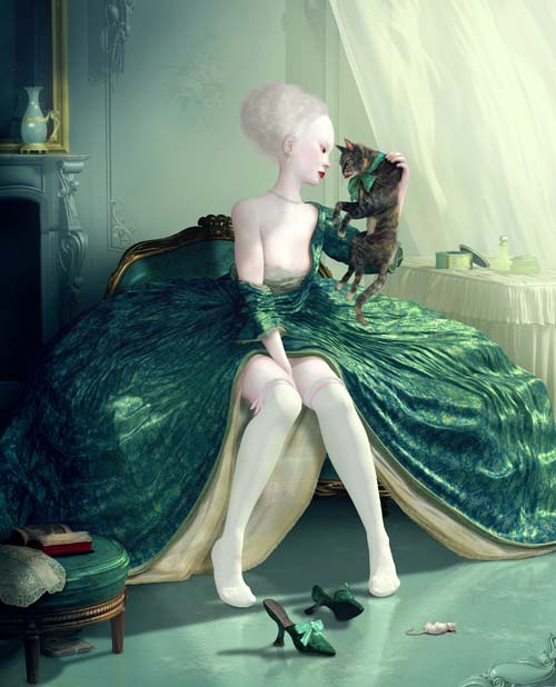 the art of ray caesar