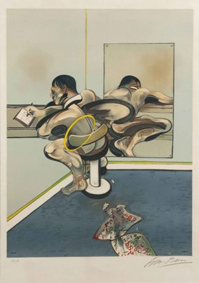 6.-Francis-Bacon-Figure-Reflected-in-a-Mirror