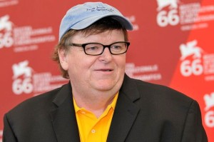 Michael Moore © Wikimedia Commons