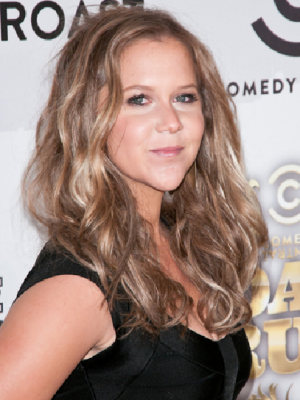 Amy Schumer © by Mario Santor Wikimedia Commons